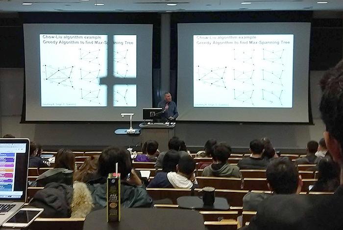 Ben Hayes - Thank you, Carnegie Mellon University!